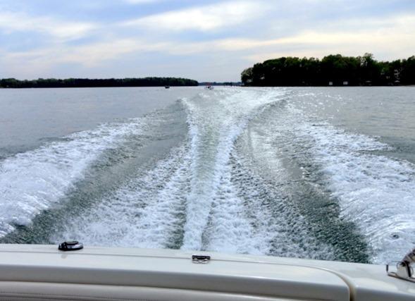 lake norman boating
