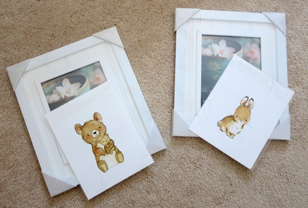 Baby Animal Nursery Prints