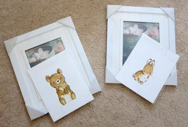 Baby Animal Nursery Prints