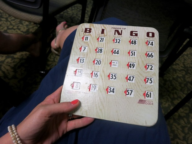 Canyon Ranch BINGO