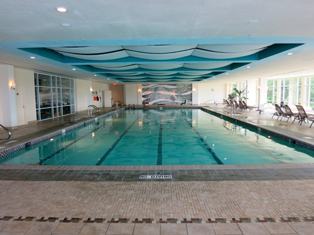 Canyon Ranch Indoor Pool