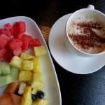Canyon Ranch Lenox Breakfast