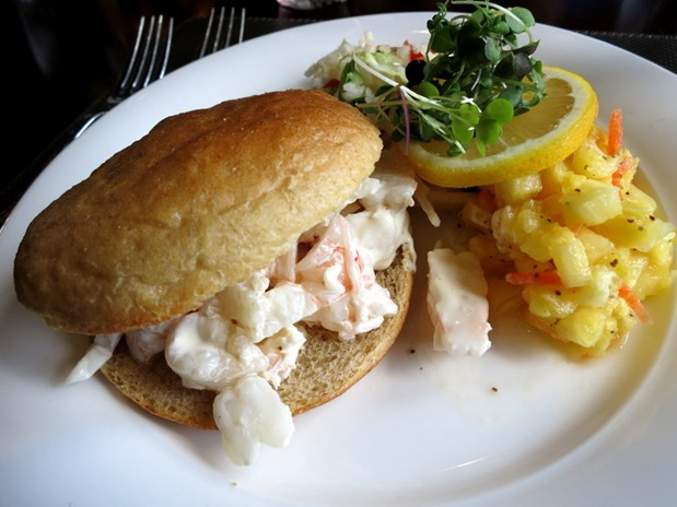 Canyon Ranch Lobster Roll