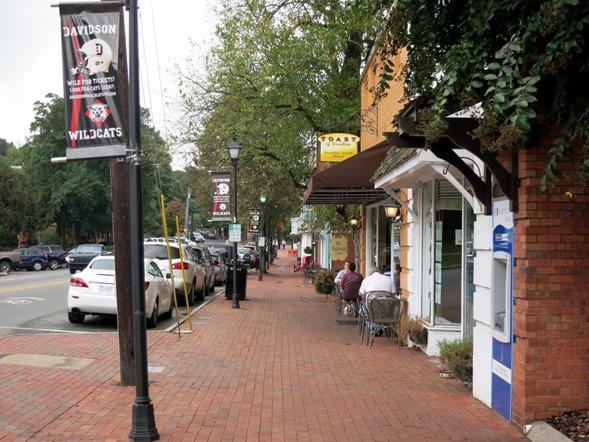 Davidson, North Carolina
