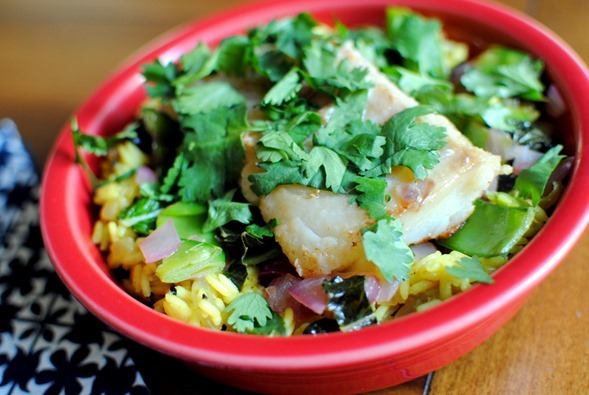 Pan Seared Cod Recipe