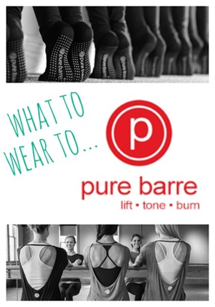 What To Wear To Pure Barre