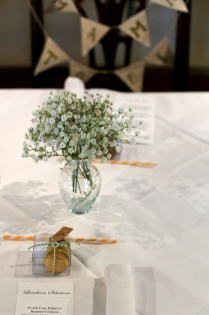 baby's breath for a baby shower