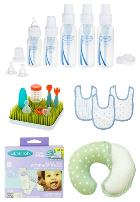 Baby Registry Nursing Necessities