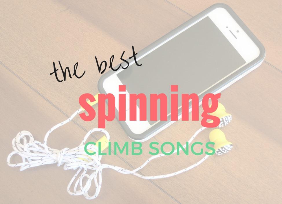 Best Spinning Climb Songs Peanut Butter Fingers
