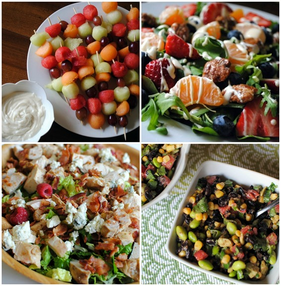 Healthy Side Dishes