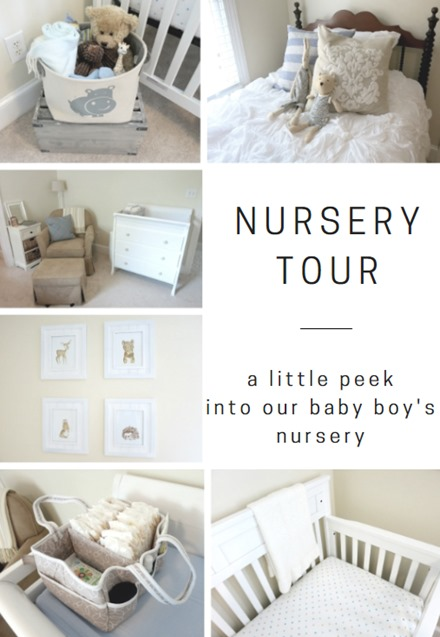 Neutral Nursery Decoration
