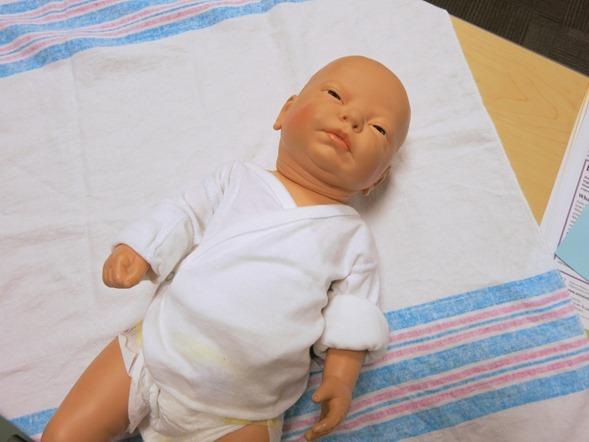 mannequin baby