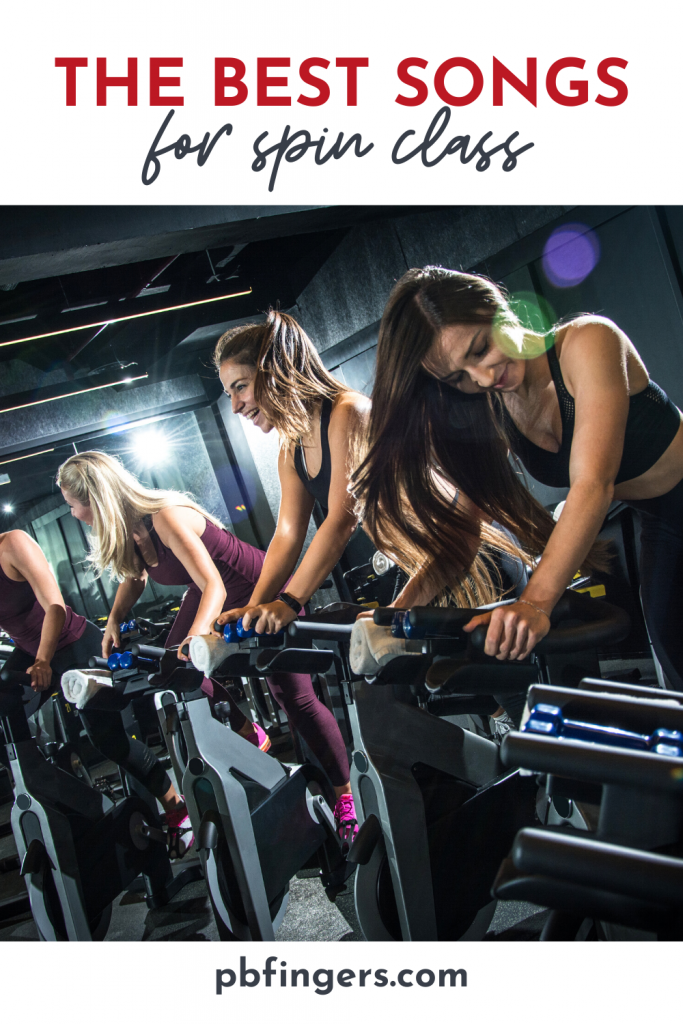 The Best Songs for Spin Class
