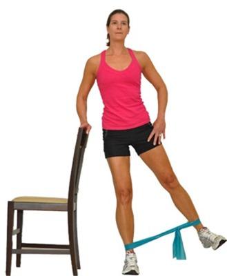 side leg raise