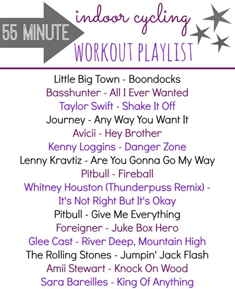 Exercise Playlist