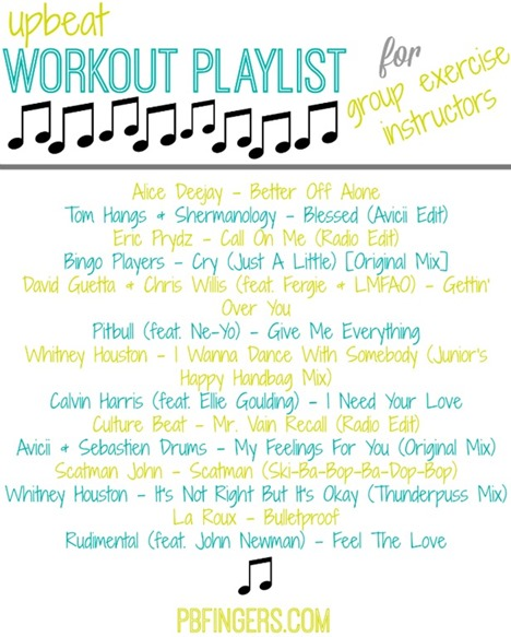 Upbeat-Workout-Music