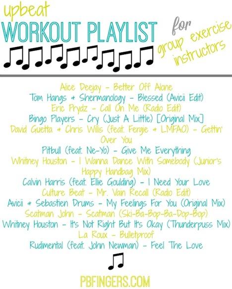 Upbeat-Workout-Music