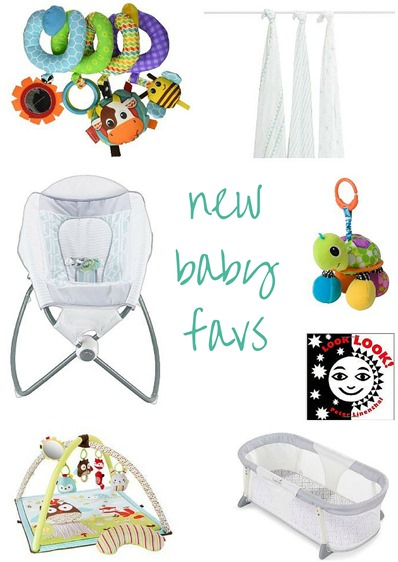 New Baby Must Haves