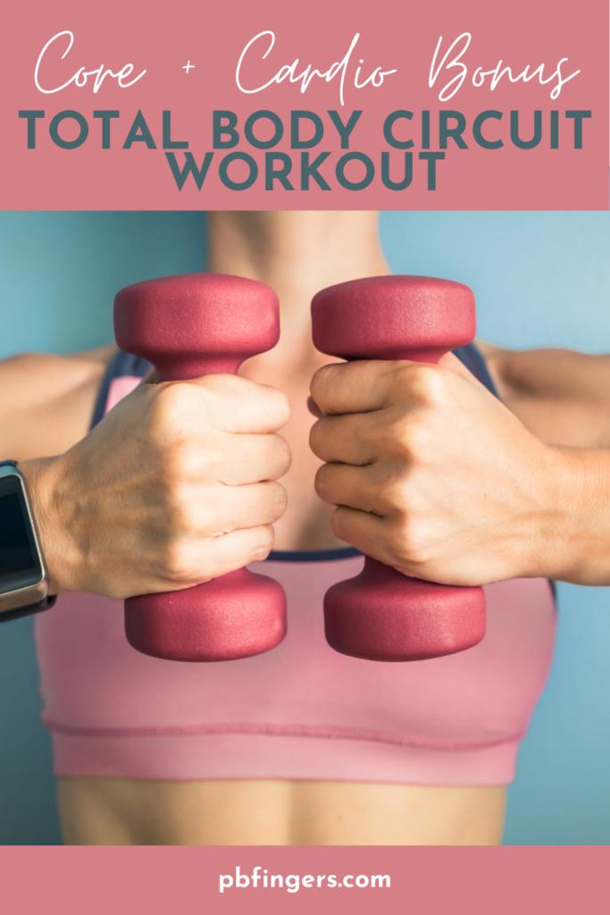 Total Body Circuit Workout