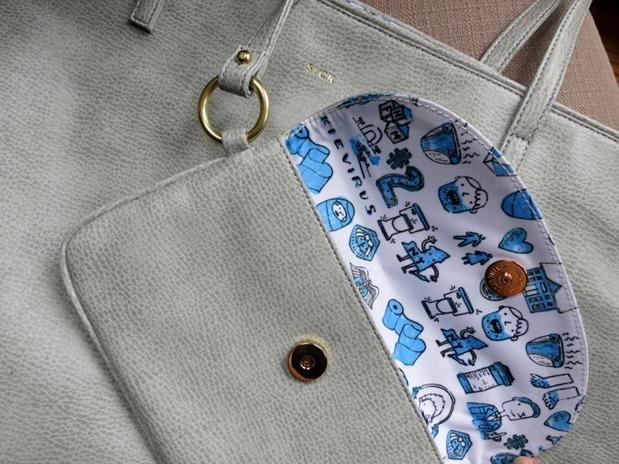 SICK Bags Wristlet