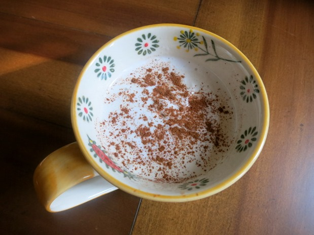 Coconut Milk Whipped Cream Coffee Topping