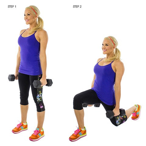 Leg Workout: Three 8-Minute Circuits + Finisher - Peanut Butter ...