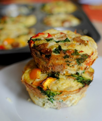 Easy Egg Cups Recipe