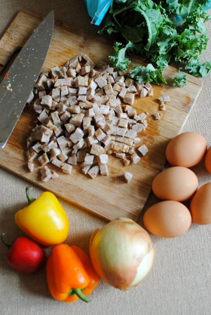 Egg Muffin Recipe Ingredients