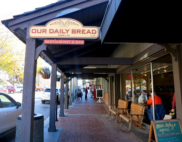 Our Daily Bread Boone NC