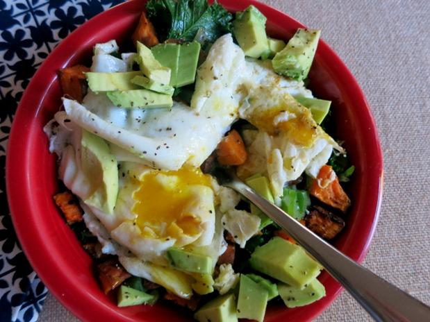 Prep Ahead Healthy Breakfast Bowl