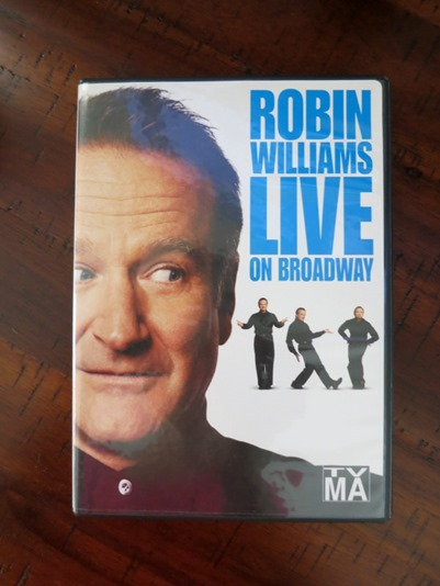 Robin Williams Stand Up