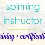 Spinning Instructor Certification Overview