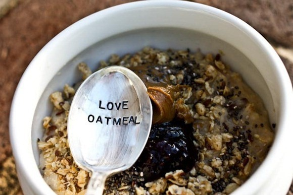 Whipped Banana Oatmeal