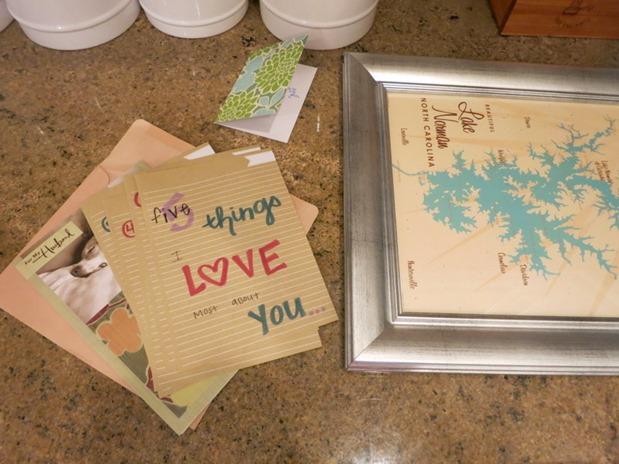 5 Year Wedding Anniversary Present