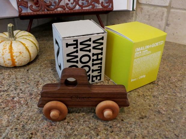 5 year anniversary wood gift