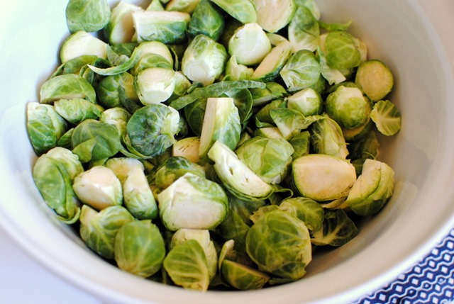 how to cook frozen brussel sprouts on stove top