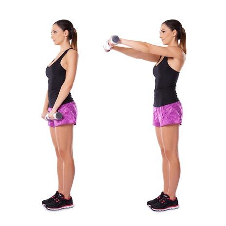 Killer Upper Body Superset Workout - Peanut Butter Fingers