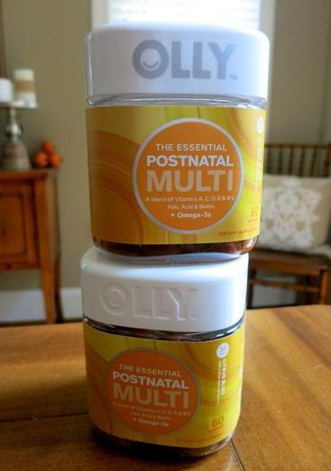 Olly Postnatal Vitamins