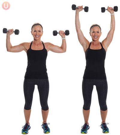 killer upper body superset workout  peanut butter fingers