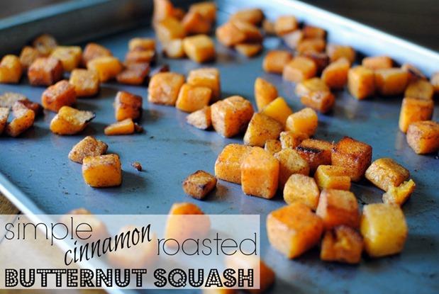 Simple-Cinnamon-Roasted-Butternut-Squash