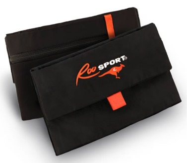 roo sport running pocket