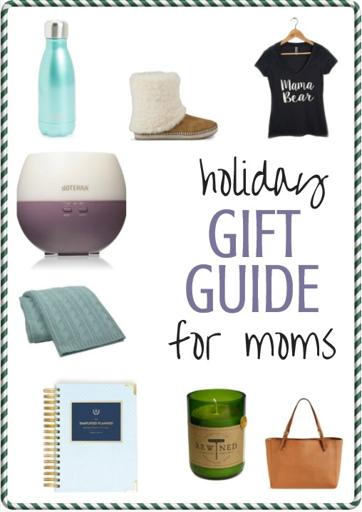 Christmas Gift Ideas for Mom - PBF Gift Guide 2015: For Moms - Peanut Butter Fingers