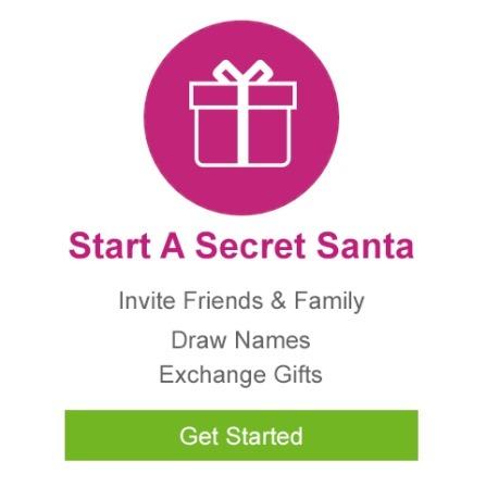 Elfster Secret Santa Exchange