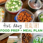Five Day Healthy Meal Plan