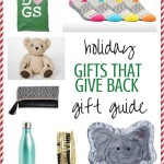 Gifts That Give Back Gift Ideas