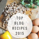 Most Popular Blog Recipes