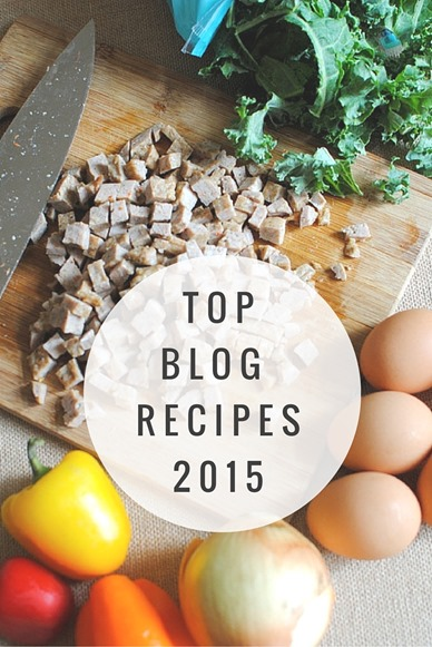 Most Popular Blog Recipes
