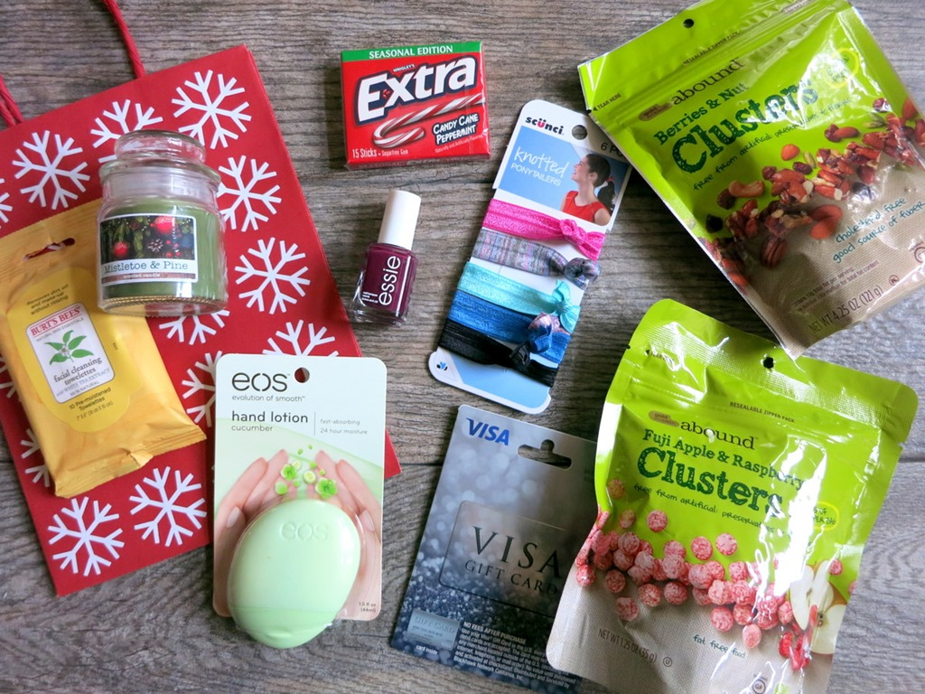 Christmas Goodie Bag Ideas
