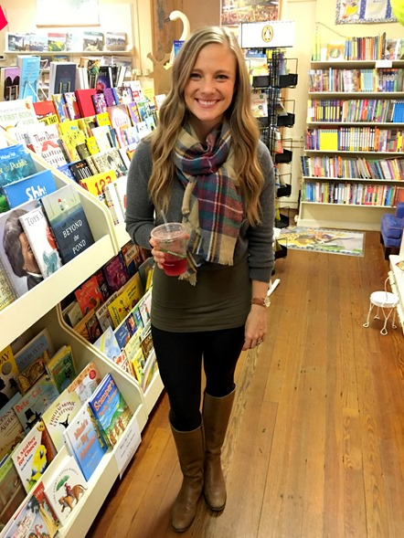 davidson nc book store