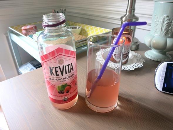 KeVita Strawberry Coconut